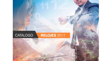FUTURE GIFT PRESENTA NUEVO CATALOGO DE RELOJES 2017