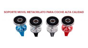 SOPORTE MOVIL METACRILATO PARA COCHE ALTA CALIDAD