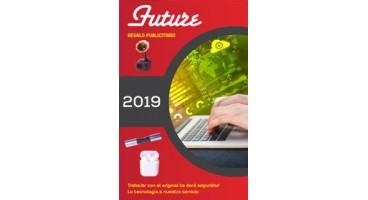 FUTURE PRESENTA NUEVO CATALOGO 2019