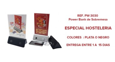 Power Bank de Sobremesa